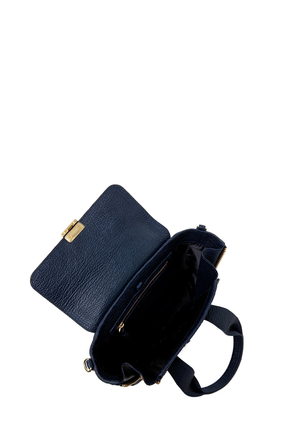 Image 4 of 3.1 phillip lim Mini Pashli Satchel in Ink