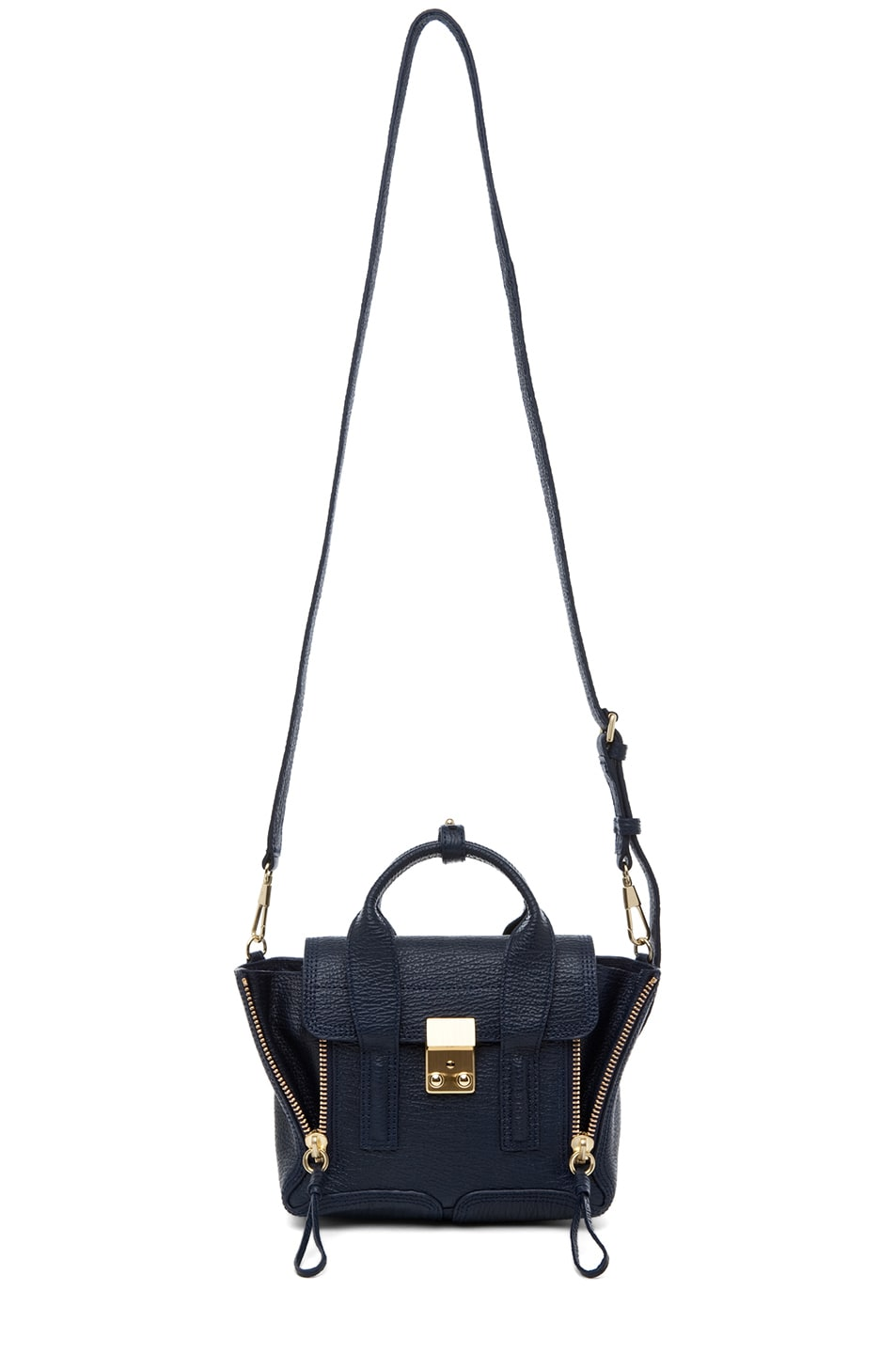 Image 5 of 3.1 phillip lim Mini Pashli Satchel in Ink