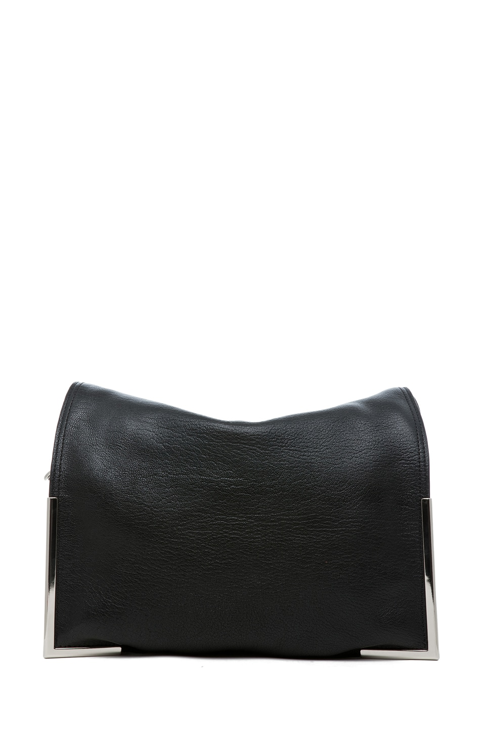 Image 2 of 3.1 phillip lim Lux Grain Convertible Cut Out Handle Tote in Black