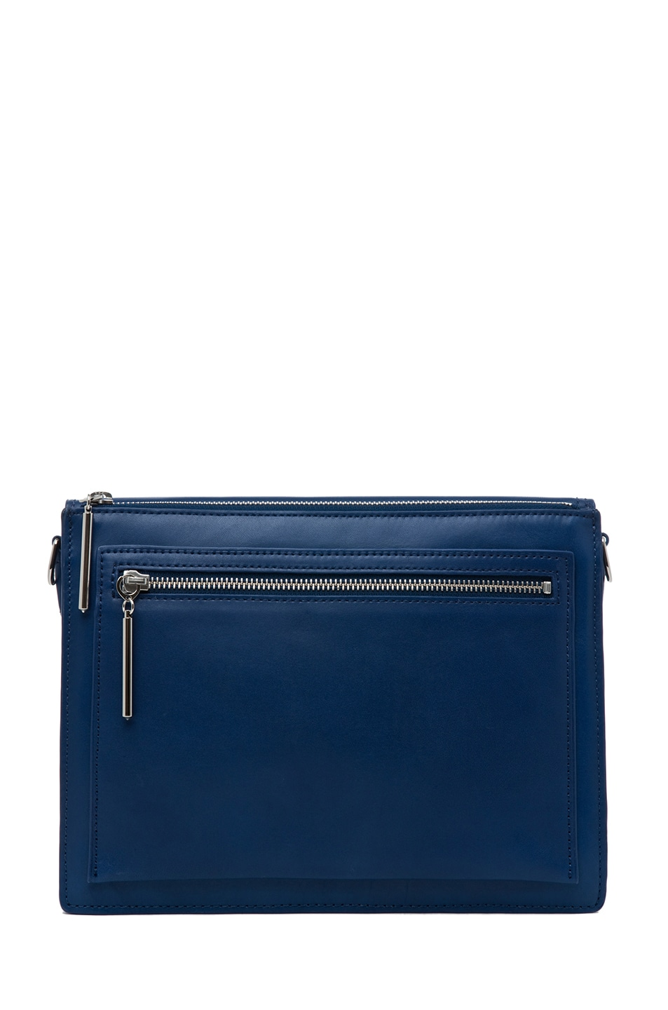 Image 2 of 3.1 phillip lim Polly Double Compartment Crossbody in Cerulean