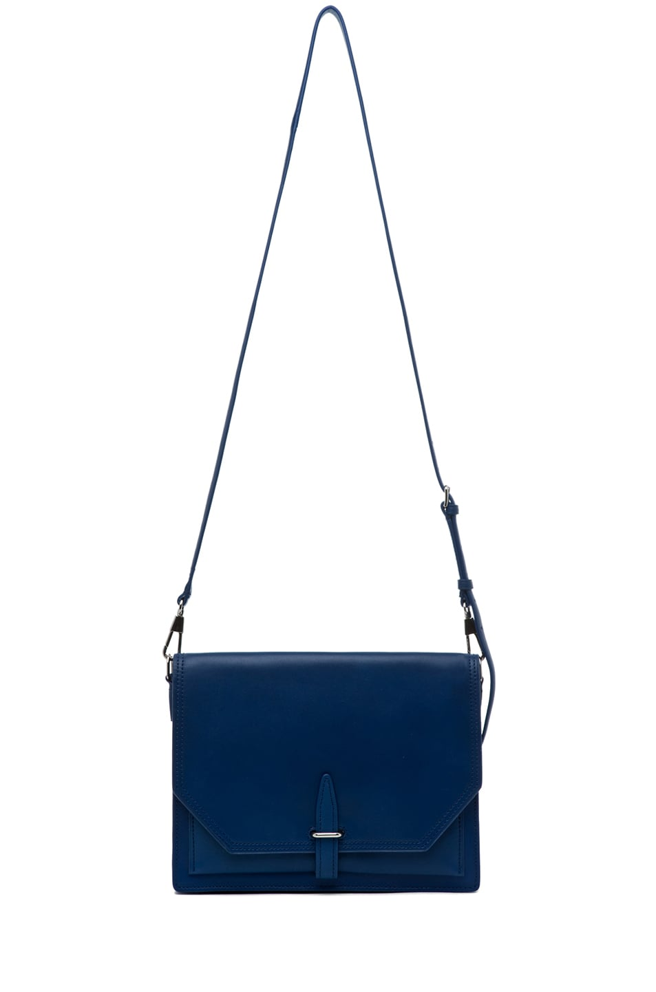 Image 5 of 3.1 phillip lim Polly Double Compartment Crossbody in Cerulean