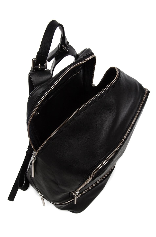Image 4 of 3.1 phillip lim Zip Around Back Pack in Black