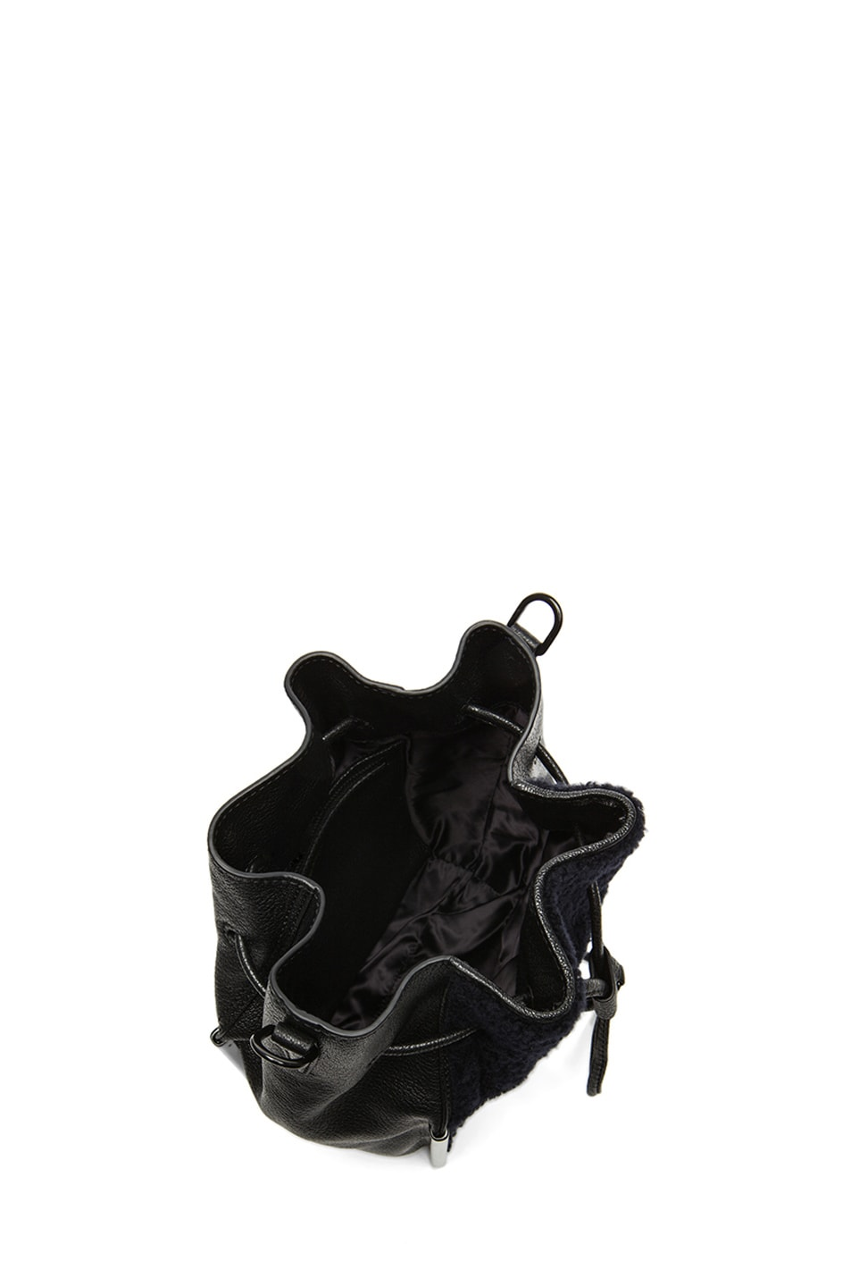 Image 4 of 3.1 phillip lim Small Scout Crossbody in Midnight & Black