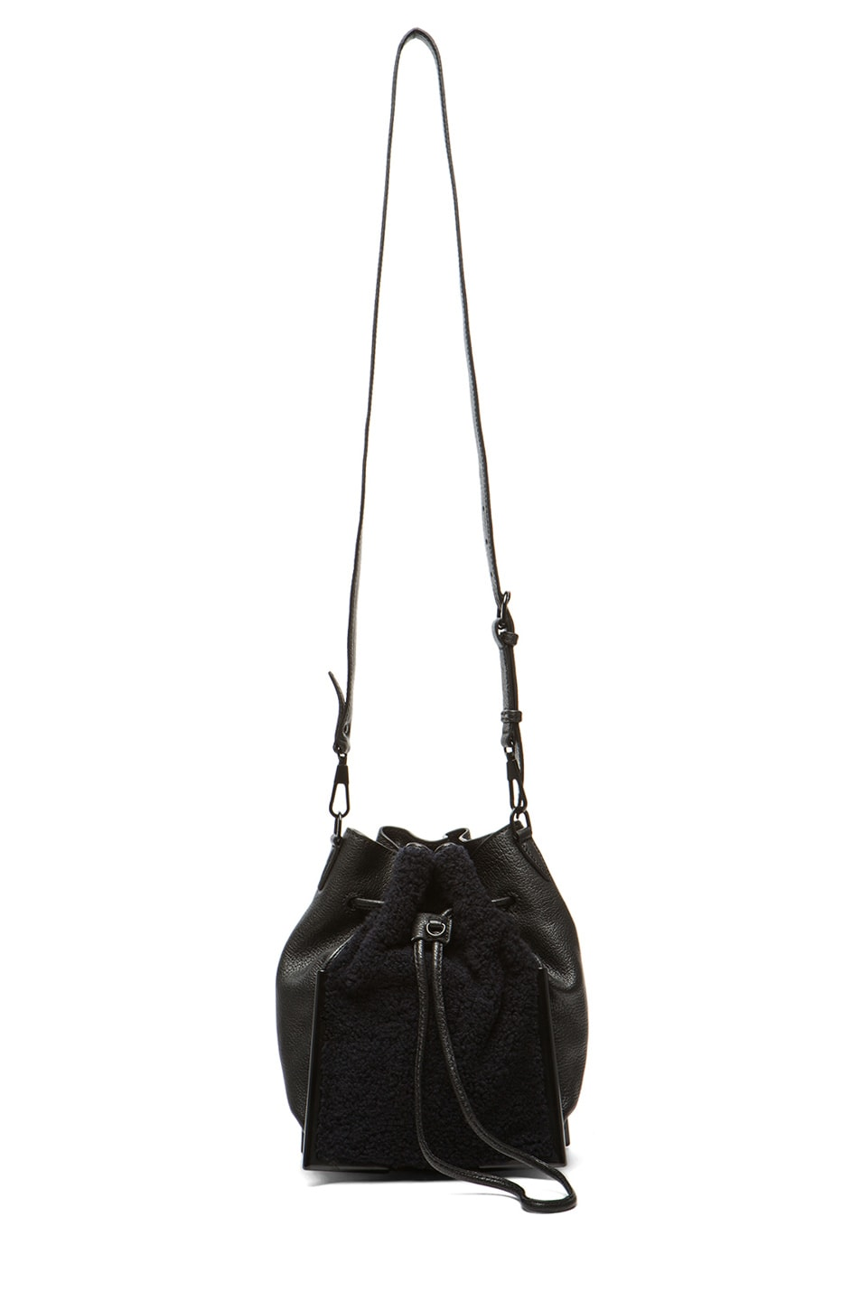 Image 5 of 3.1 phillip lim Small Scout Crossbody in Midnight & Black
