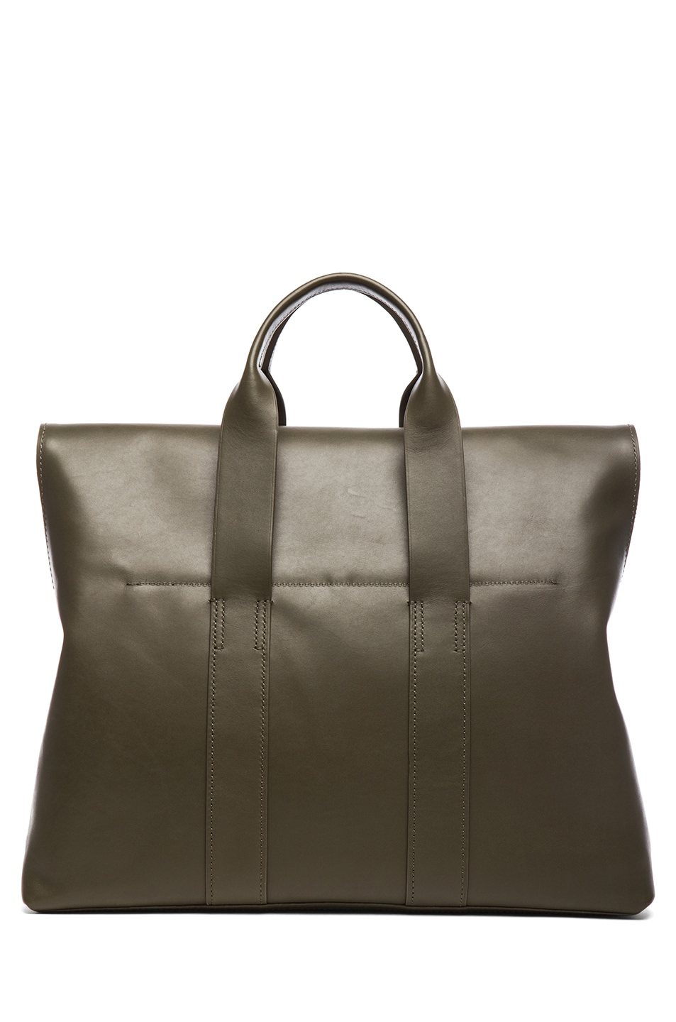 Image 2 of 3.1 phillip lim 31 Hour Bag in Dark Olive