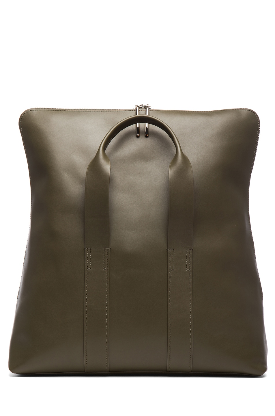 Image 5 of 3.1 phillip lim 31 Hour Bag in Dark Olive