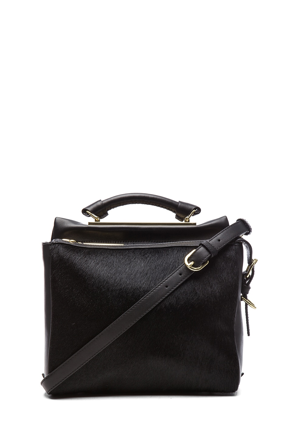 Image 1 of 3.1 phillip lim Small Ryder Satchel in Black