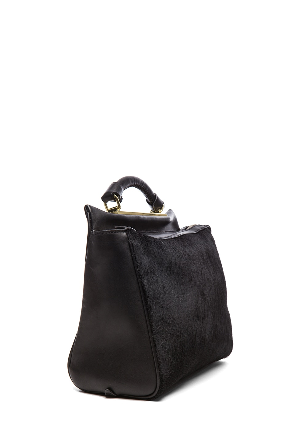 Image 3 of 3.1 phillip lim Small Ryder Satchel in Black