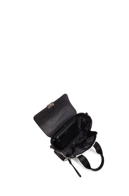Image 4 of 3.1 phillip lim EXCLUSIVE Mini Pashli Satchel in White & Black