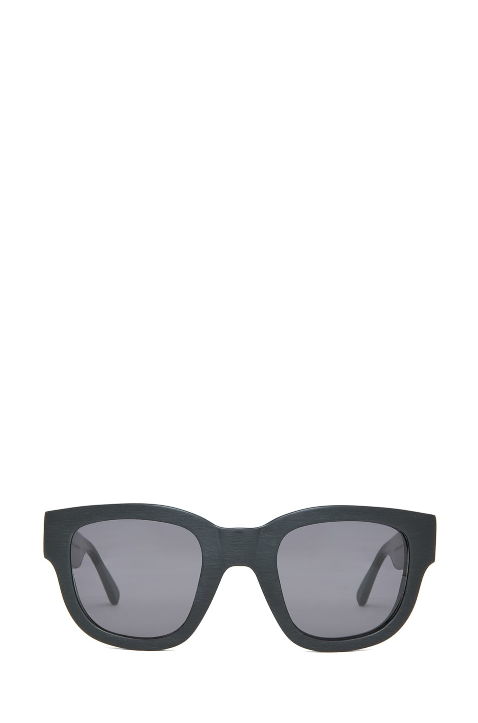Image 1 of Acne Studios Polarized Sunglasses in Matte Black