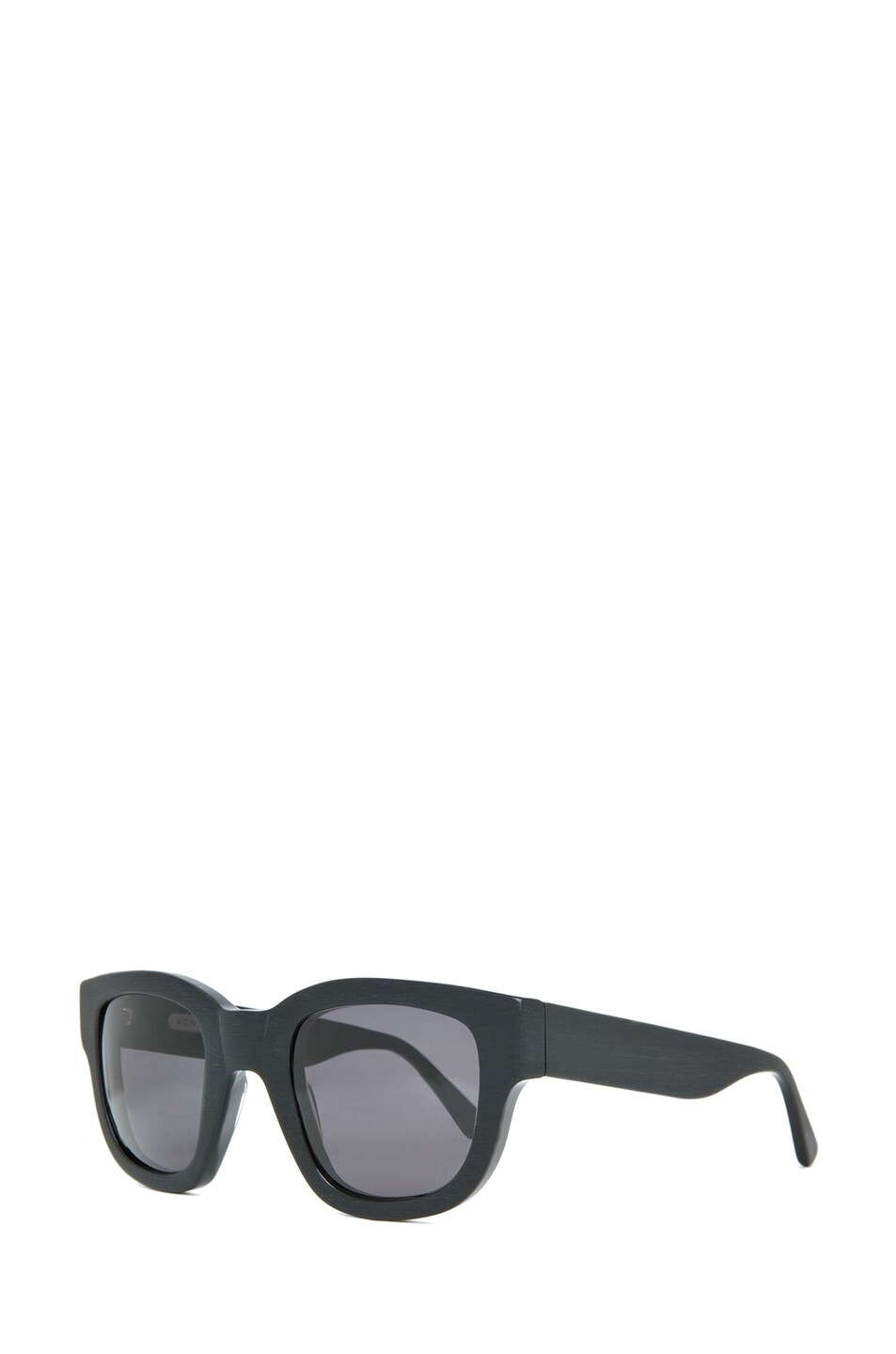 Image 2 of Acne Studios Polarized Sunglasses in Matte Black
