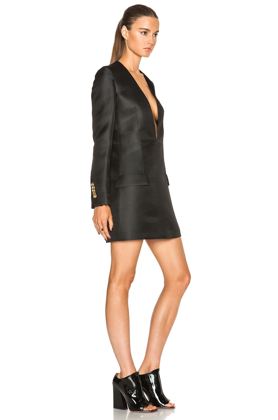 Ladies Black Dress Jacket