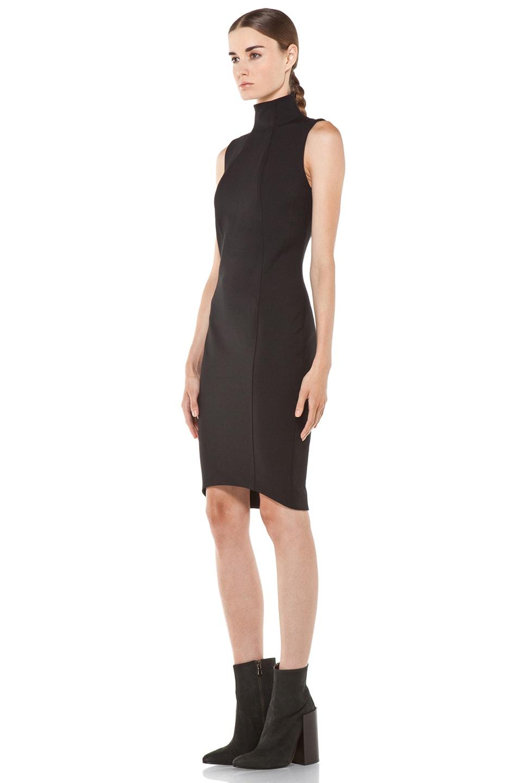 Image 2 of Acne Studios Alix Dress in Black