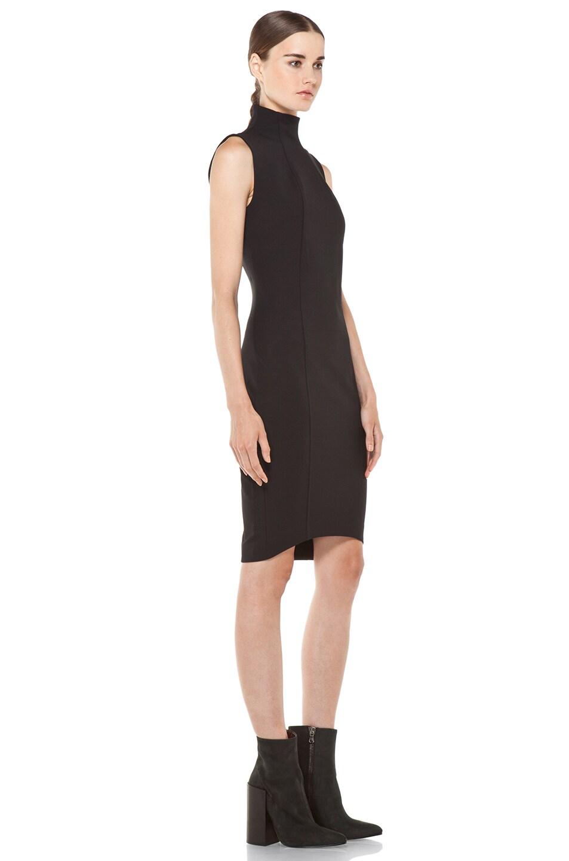 Image 3 of Acne Studios Alix Dress in Black