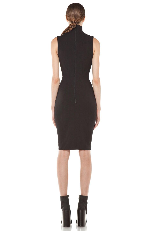 Image 4 of Acne Studios Alix Dress in Black