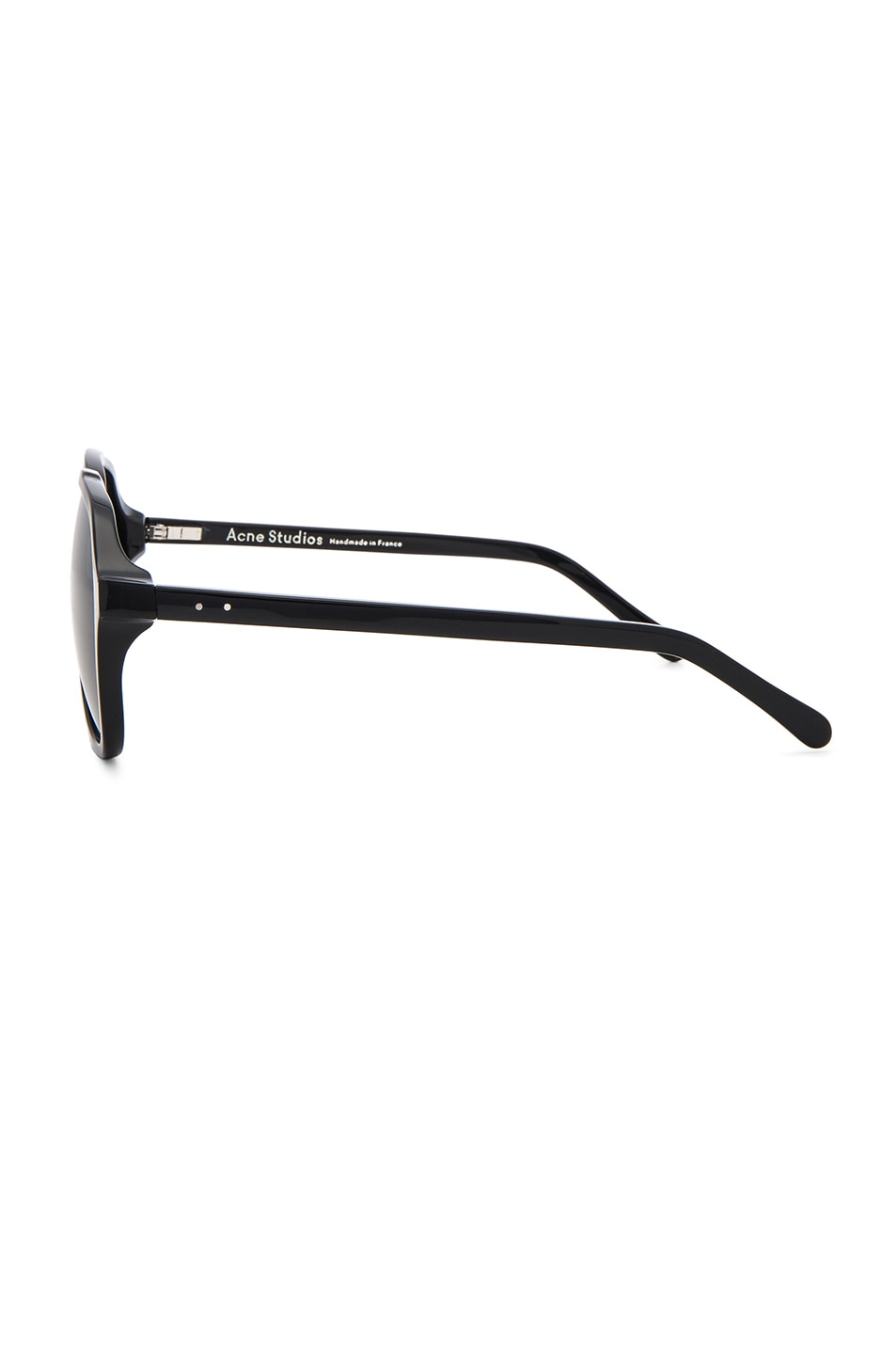 Image 3 of Acne Studios Charge Sunglasses in Black