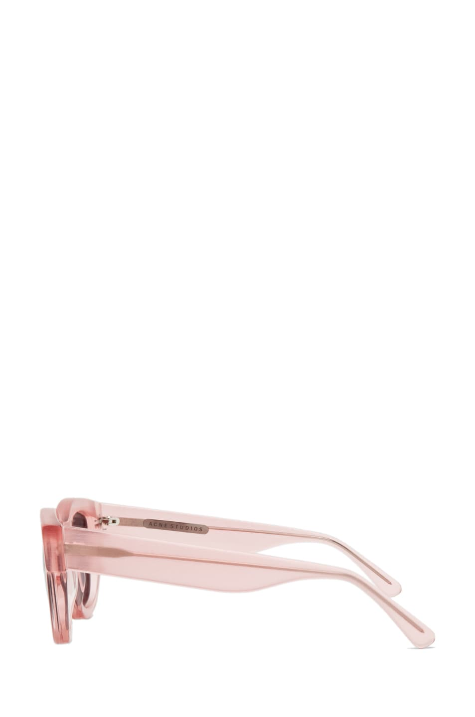 Image 3 of Acne Studios Frame Sunglasses in Pink