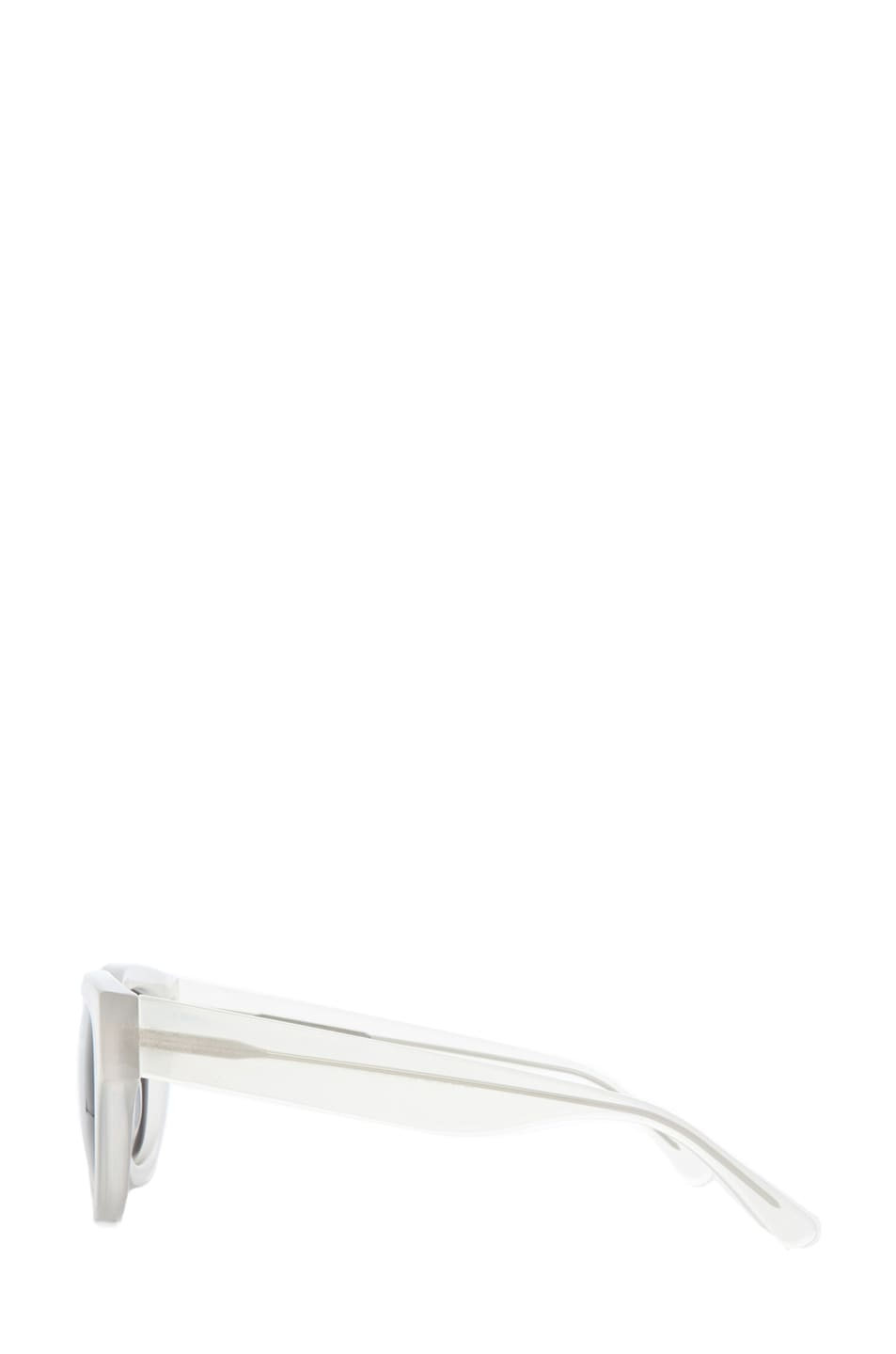 Image 2 of Acne Studios Sunglasses in Double Clear