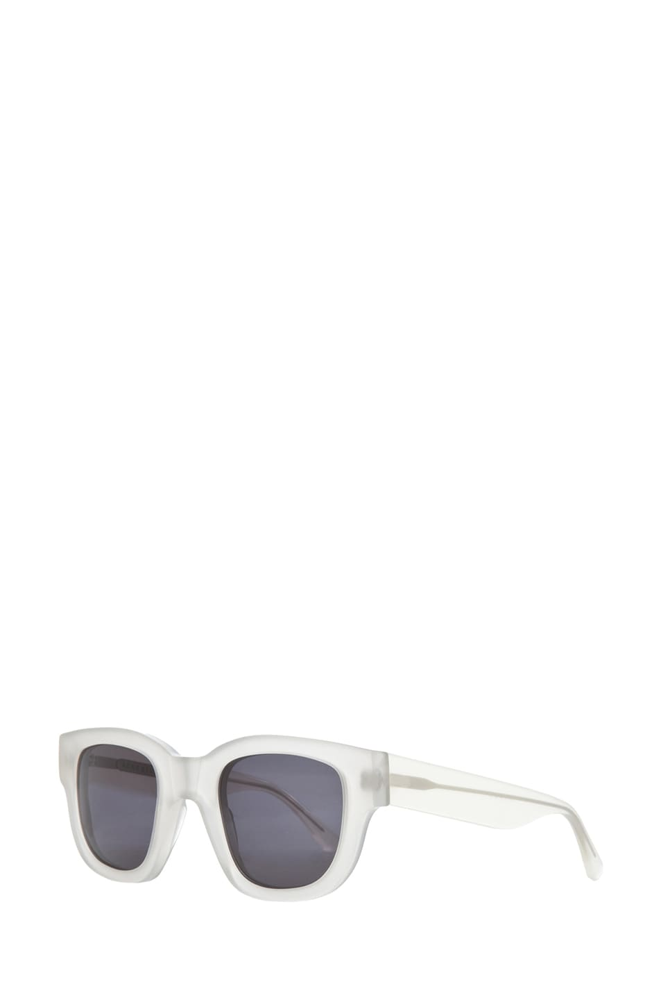 Image 3 of Acne Studios Sunglasses in Double Clear