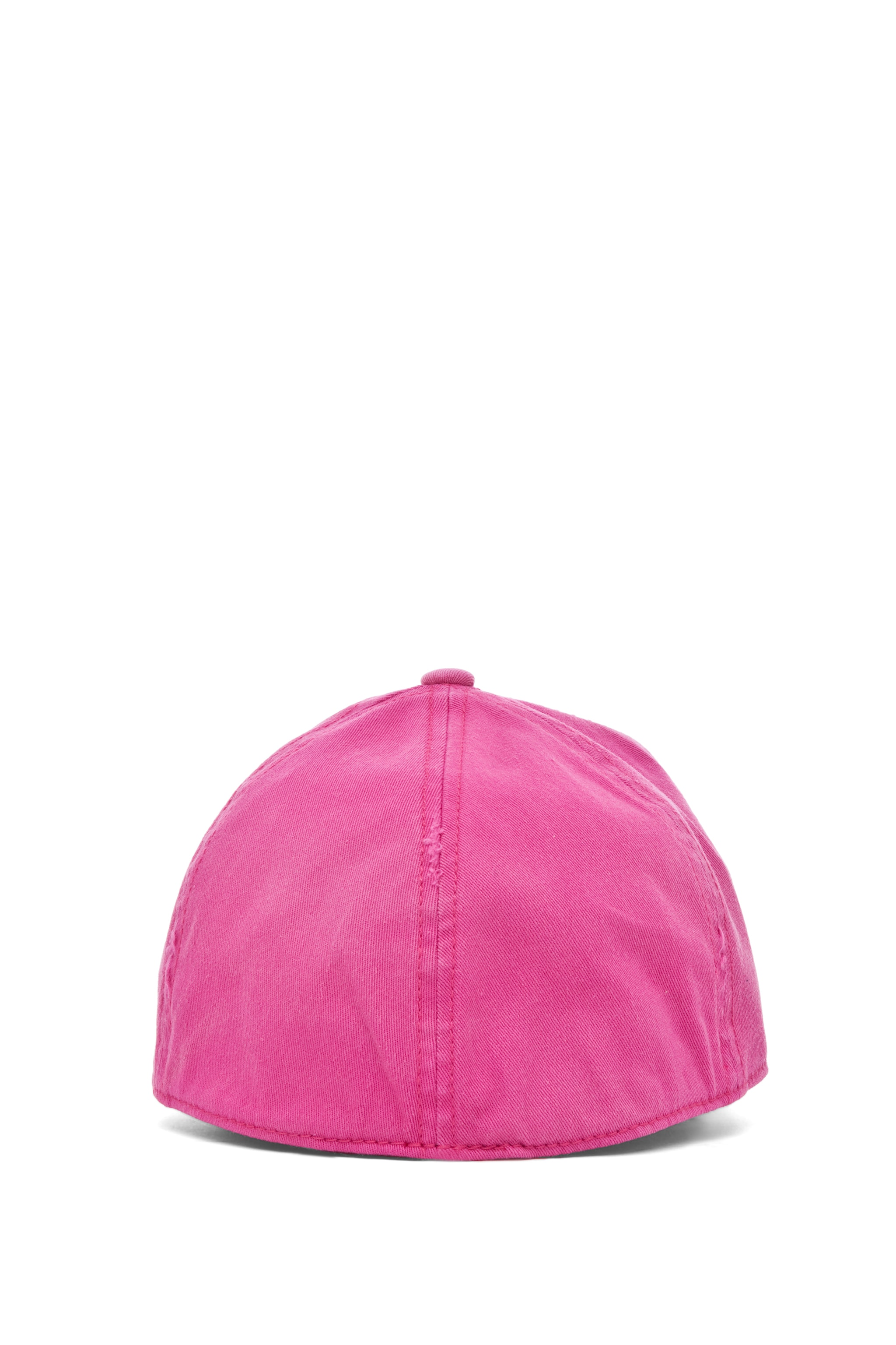 Image 4 of Acne Studios Clint Twill Ball Cap in Pink