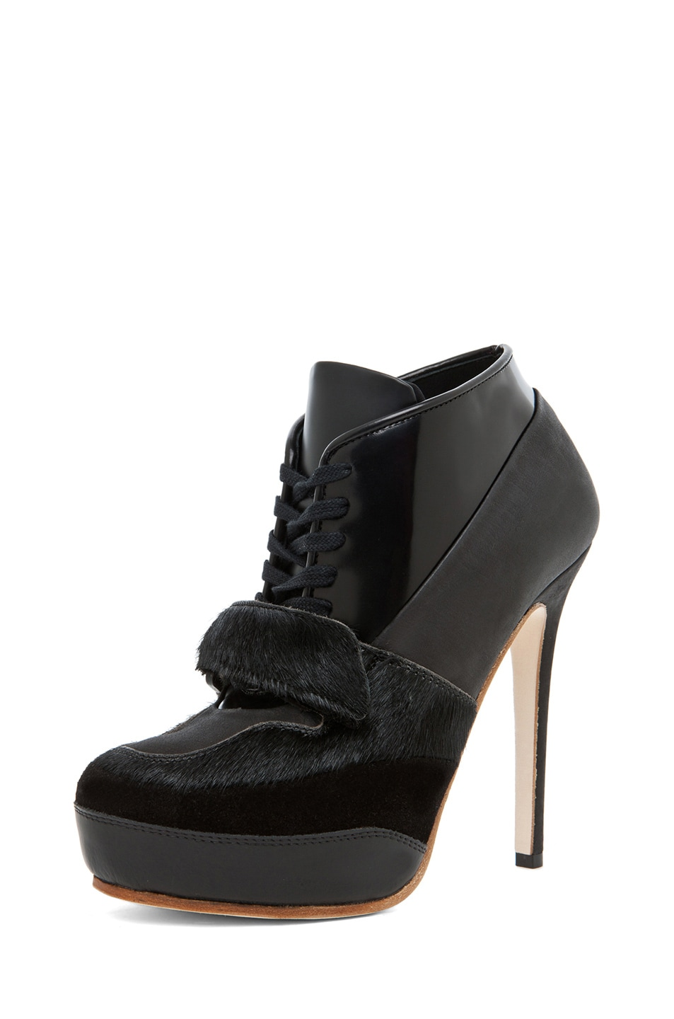 Image 2 of Acne Studios Ace Pump in Black