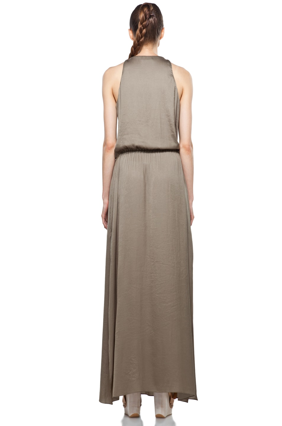 Image 5 of A.L.C. Annaleigh Dress in Sage