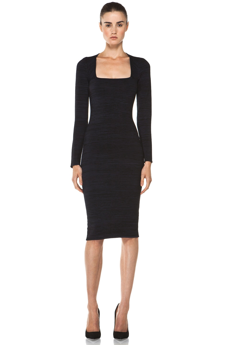 Image 1 of A.L.C. Ree Dress in Navy