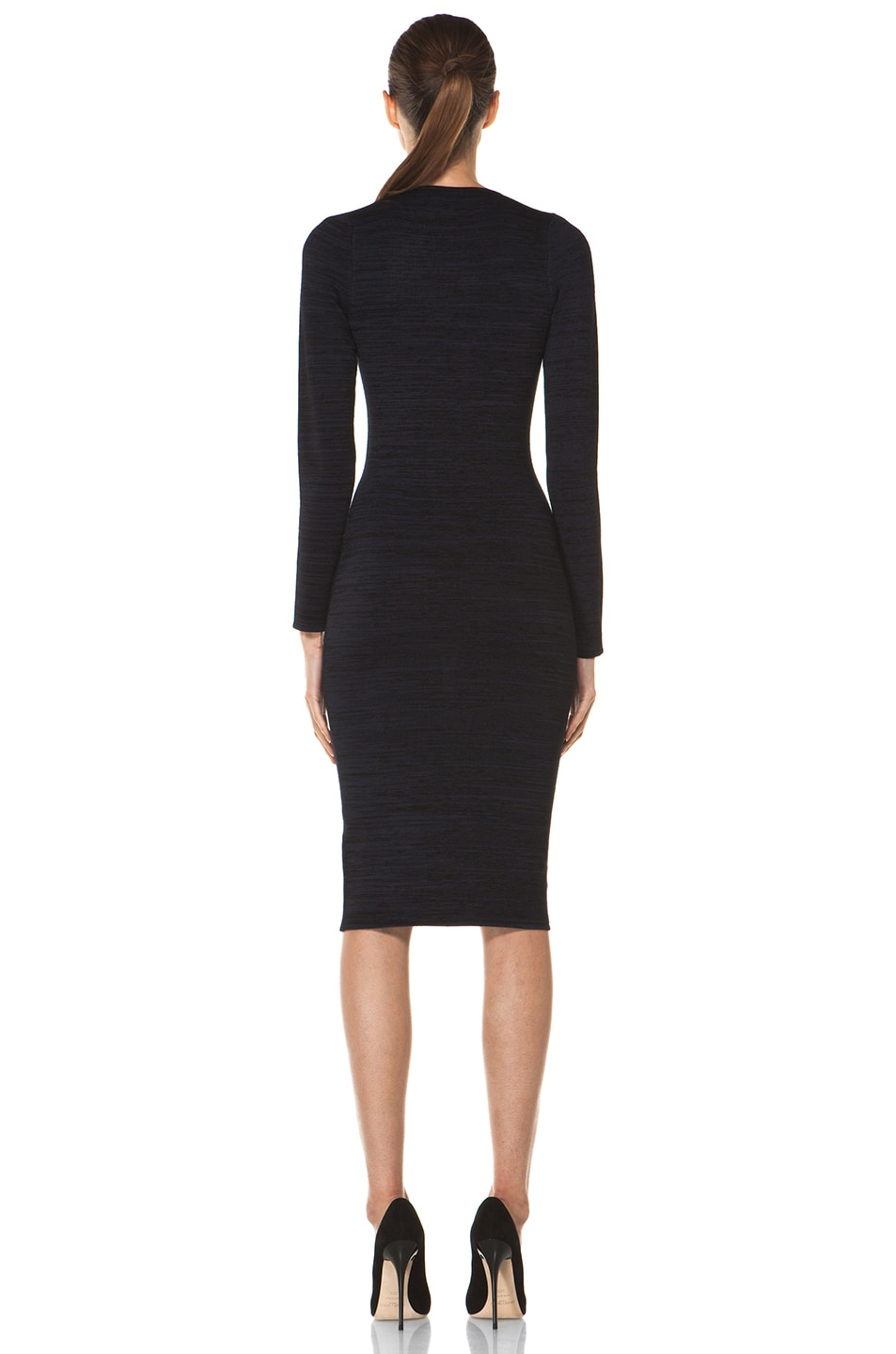 Image 4 of A.L.C. Ree Dress in Navy