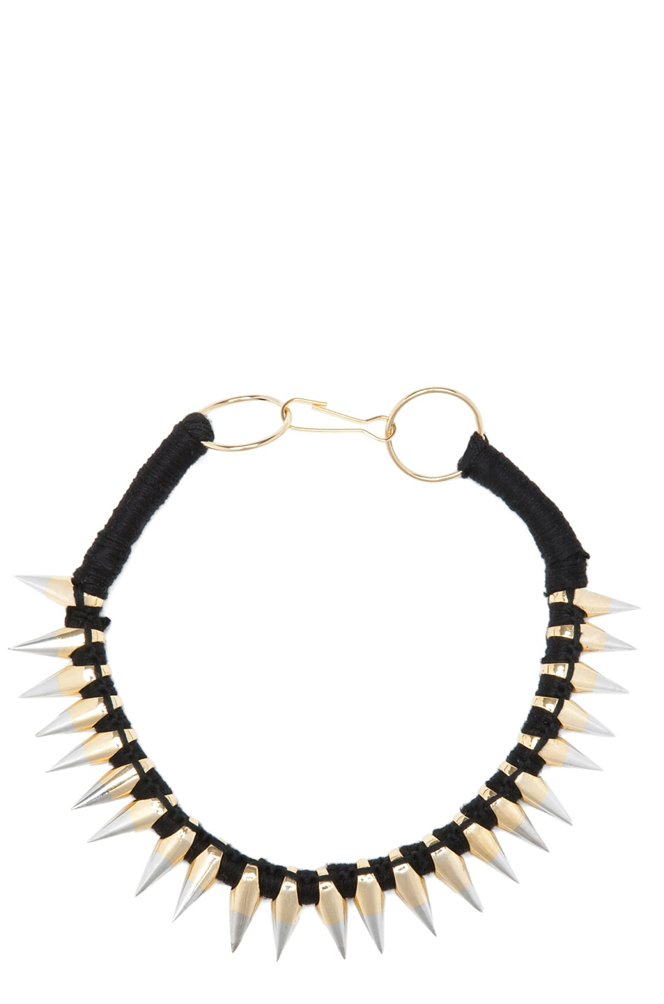 Image 1 of A.L.C. Paloma Necklace in Black
