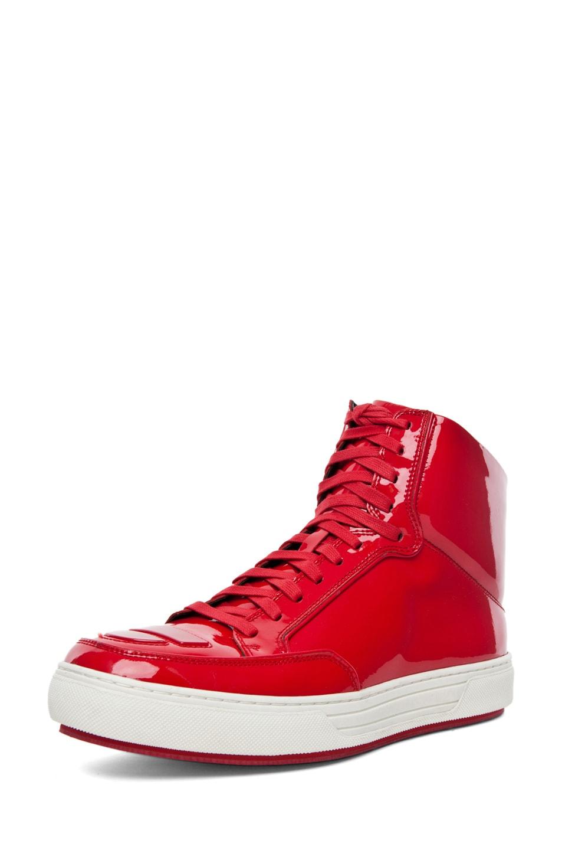 Image 2 of Alejandro Ingelmo Jeddi in Red/Red