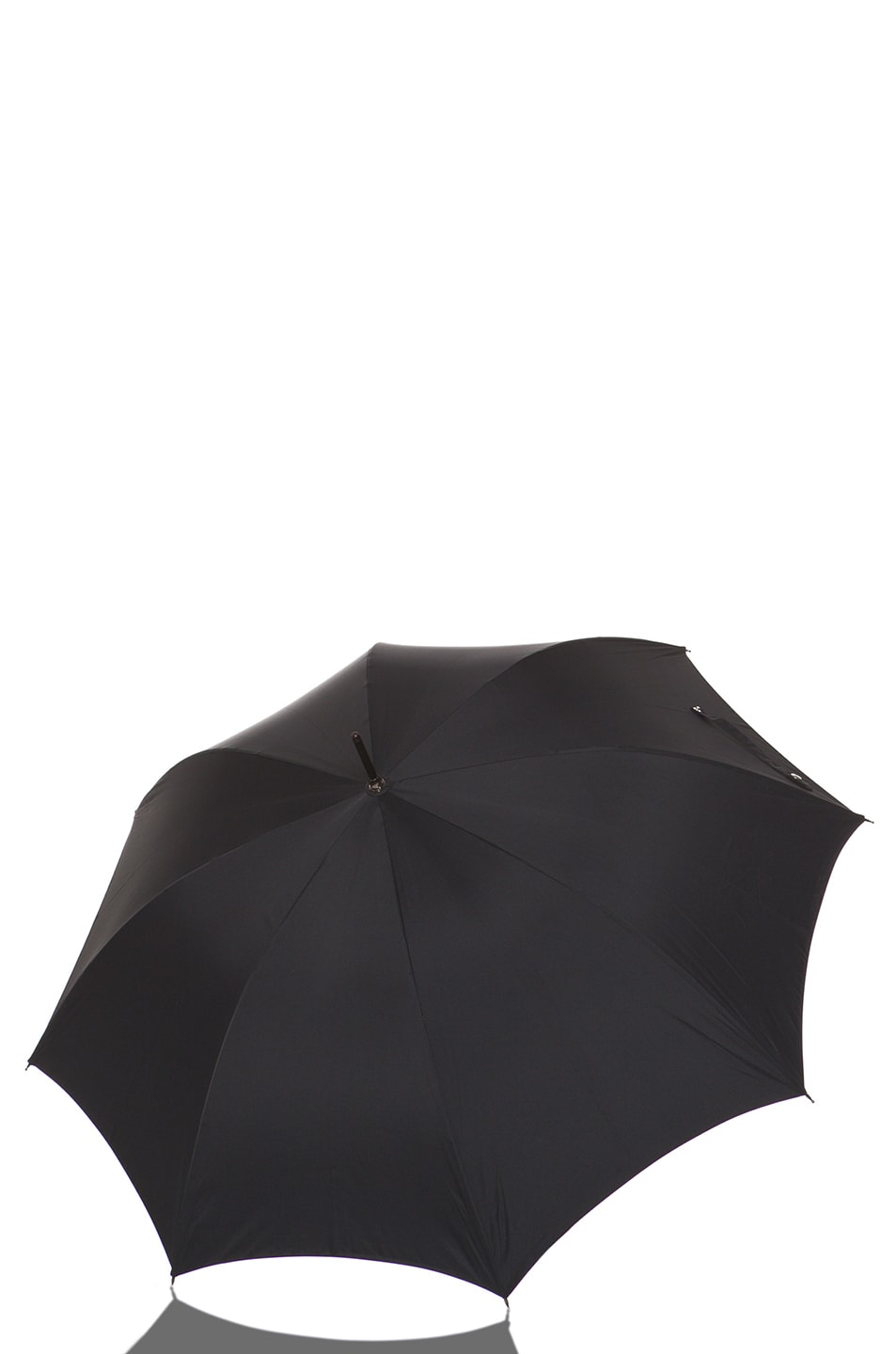 Image 4 of Alexander McQueen Skull Umbrella in Black