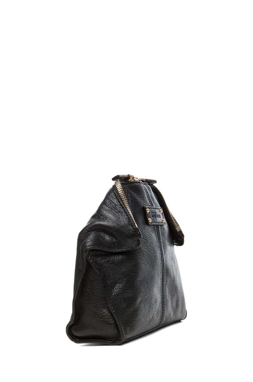 Image 3 of Alexander McQueen De Manta Cosmetics Case in Black