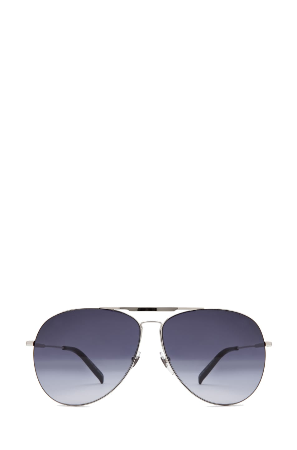 Image 1 of Alexander McQueen 4173 Sunglasses in Palladium