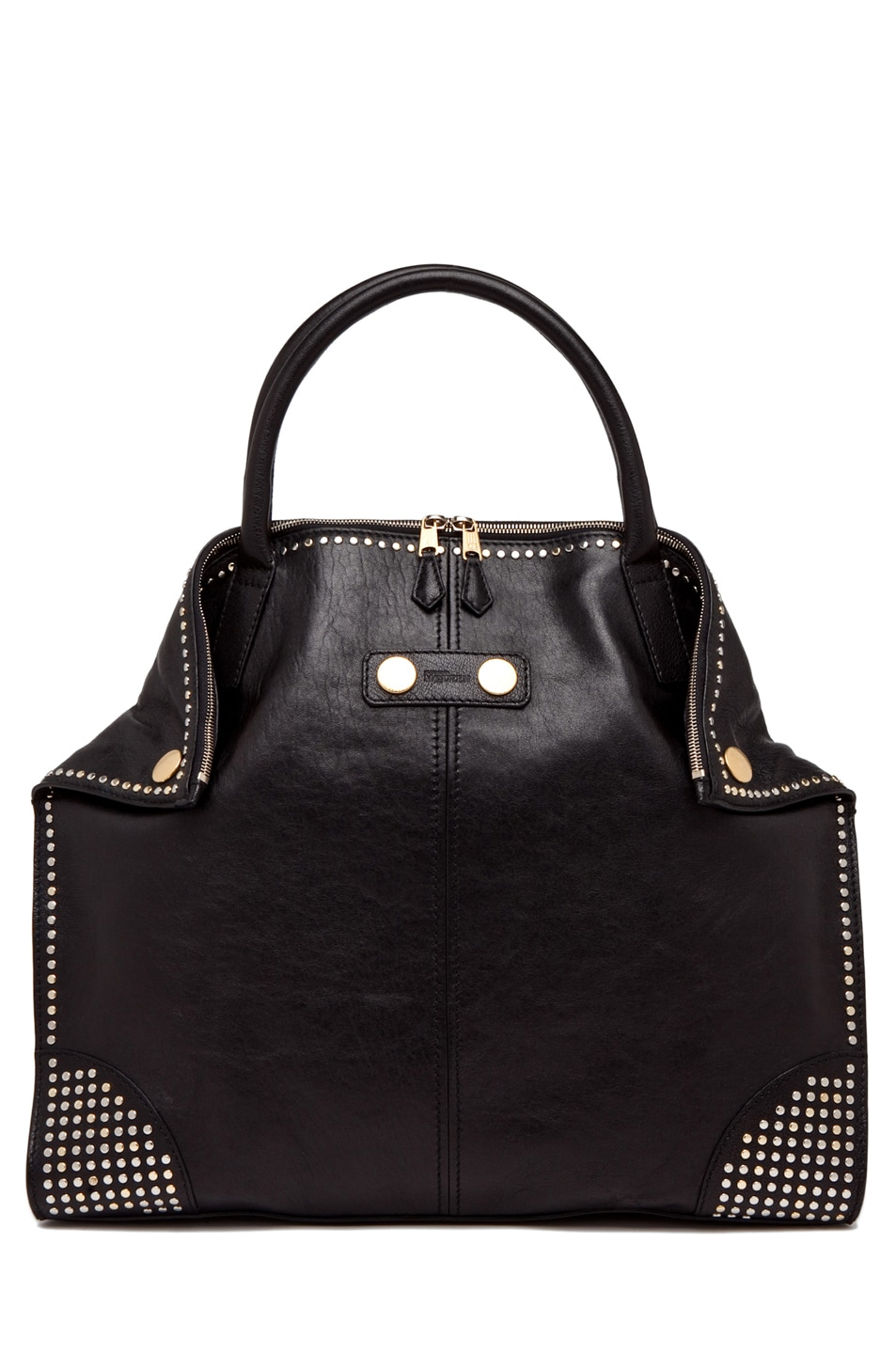 Image 1 of Alexander McQueen Tote in Black