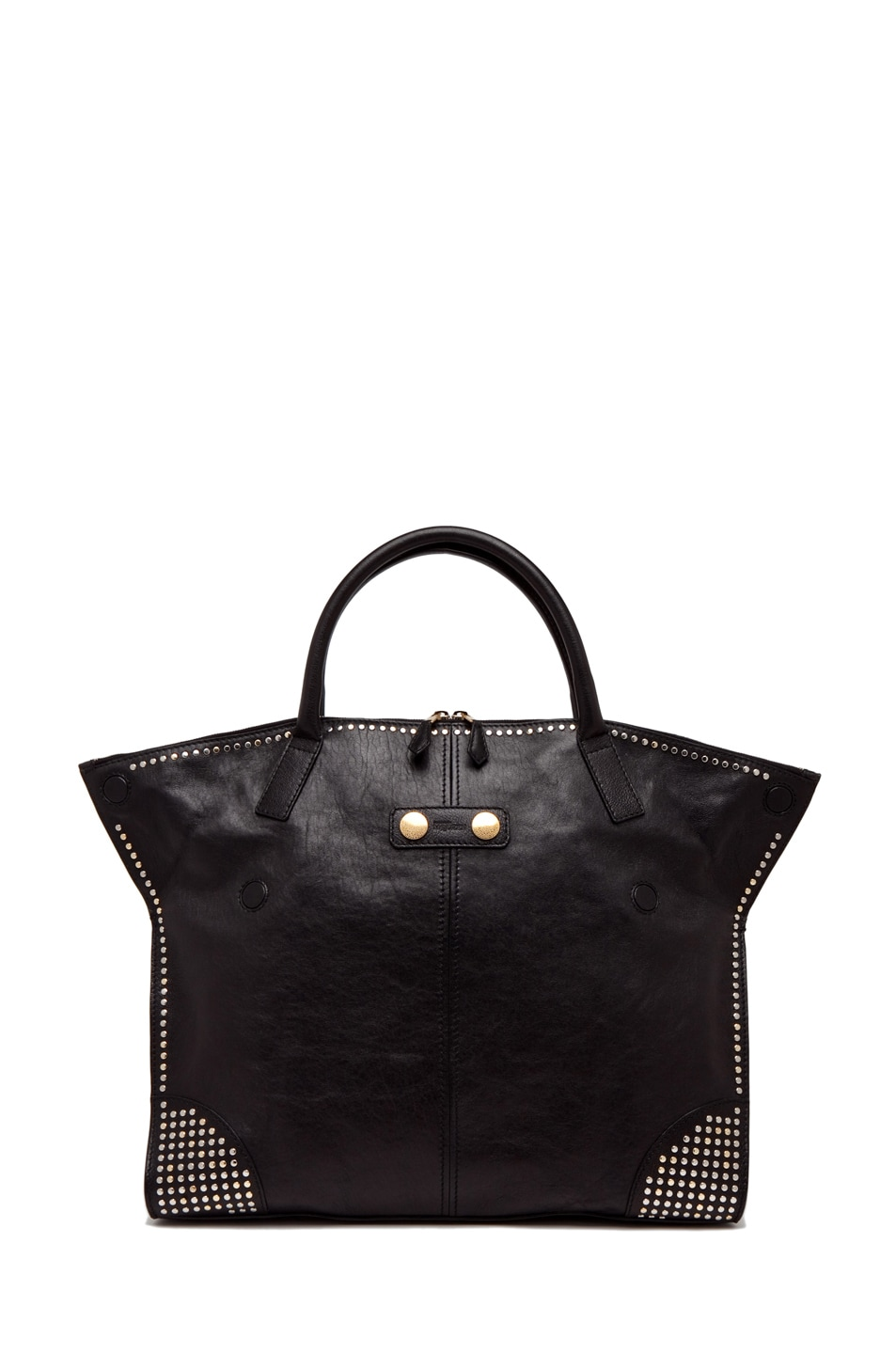 Image 4 of Alexander McQueen Tote in Black
