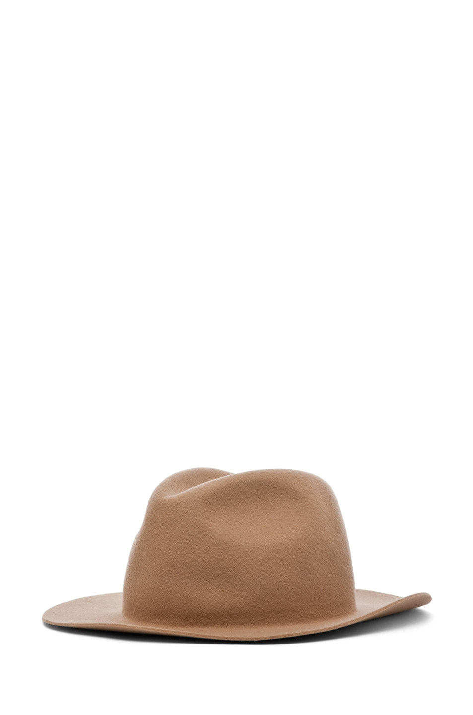 Image 2 of A.P.C. Chapeau Hat in Tan