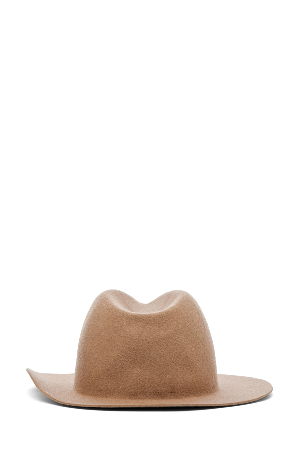 Image 4 of A.P.C. Chapeau Hat in Tan