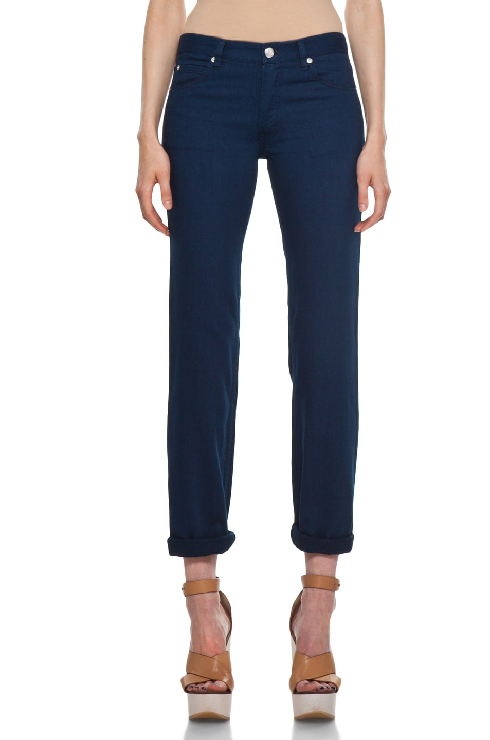 Image 1 of A.P.C. Jarvis Jean in Dark Navy