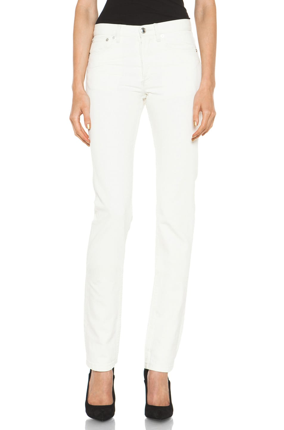 Image 1 of A.P.C. Petit Standard Jean in White