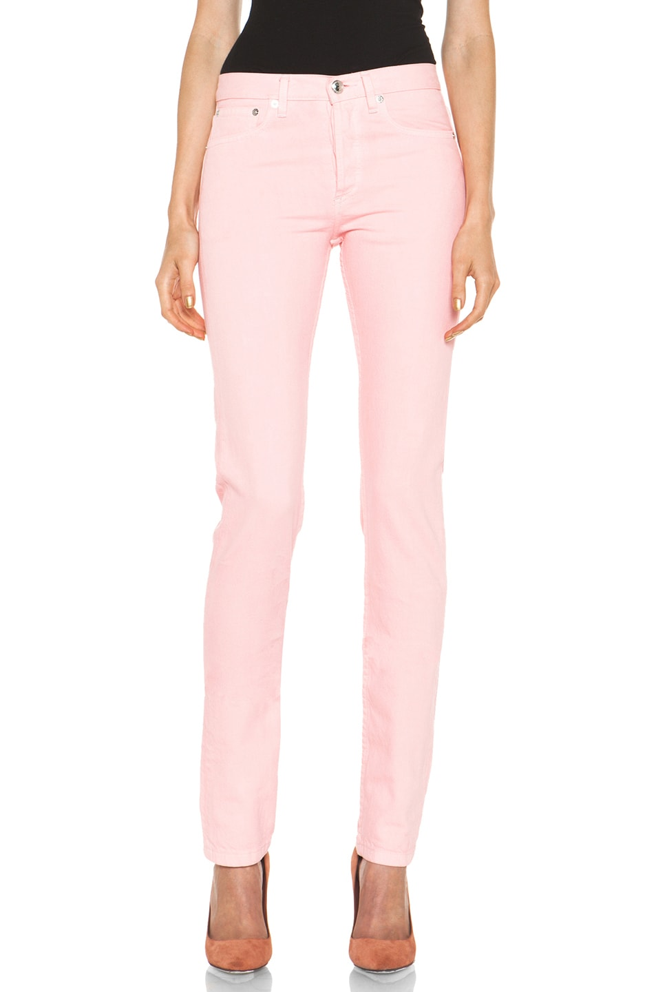 Image 1 of A.P.C. Petit Standard Jean in Rose