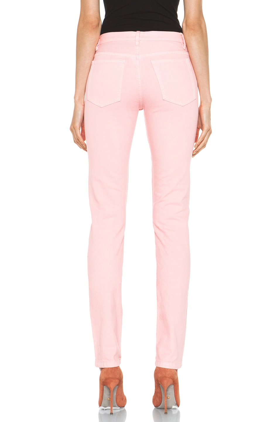 Image 4 of A.P.C. Petit Standard Jean in Rose