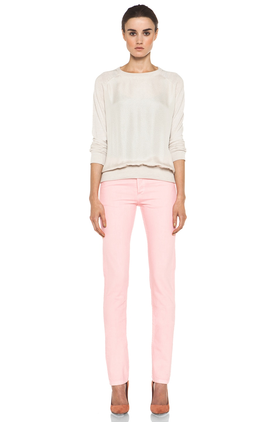 Image 5 of A.P.C. Petit Standard Jean in Rose