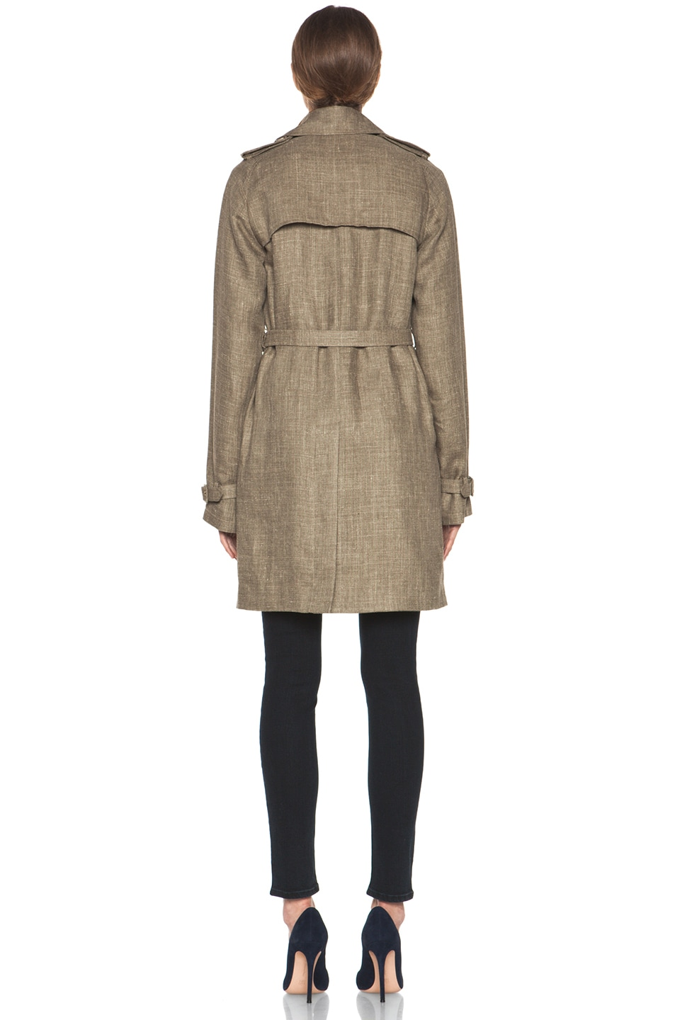 Image 5 of A.P.C. New Classic Trench in Beige