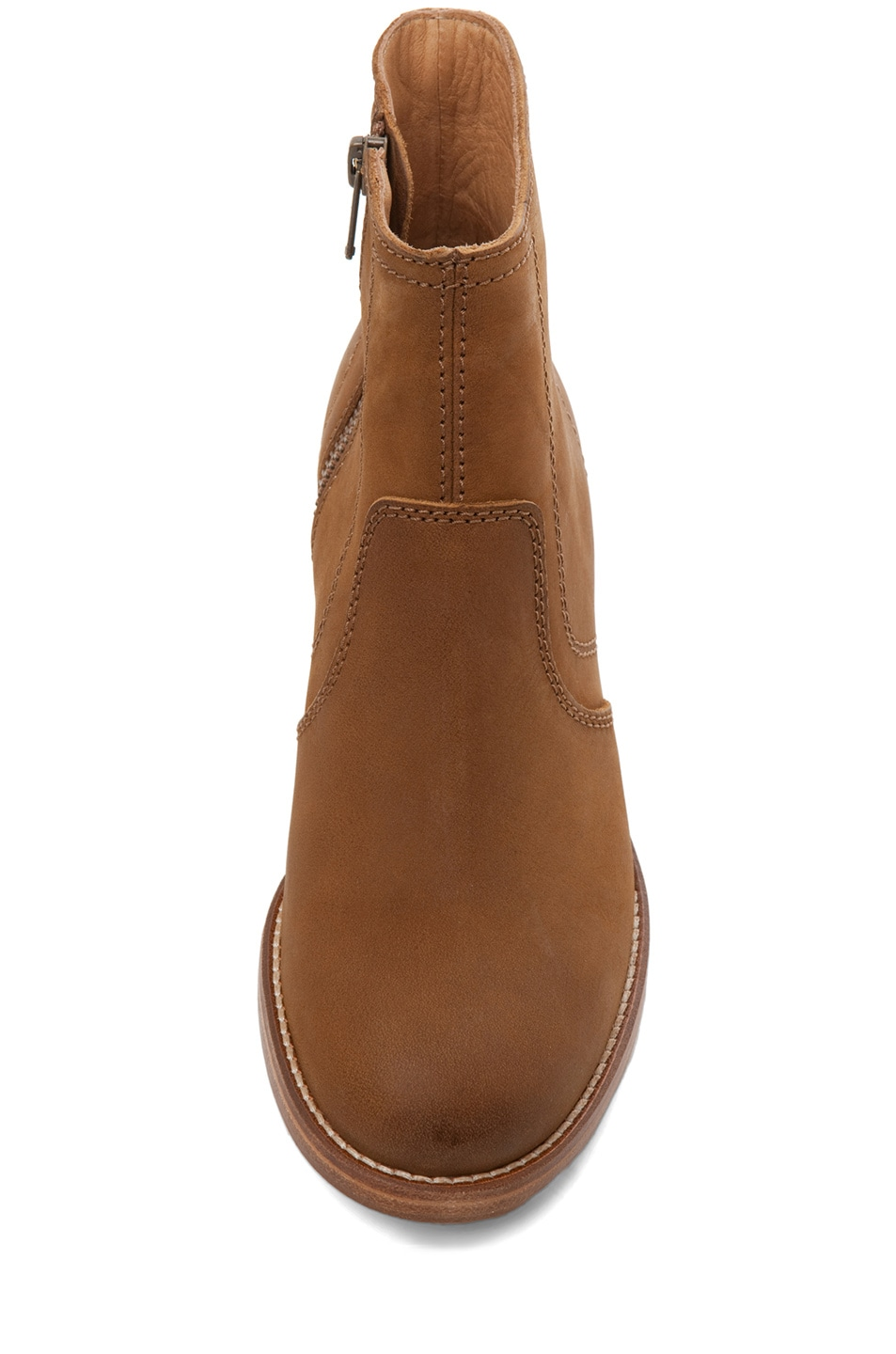 Image 4 of A.P.C. Camarguaise Boot in Caramel