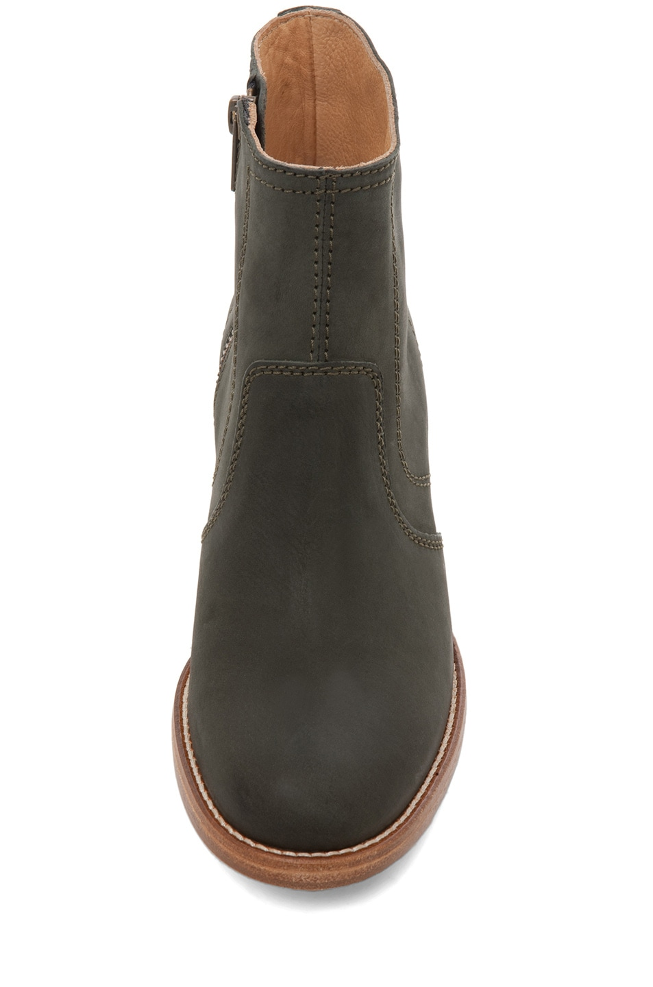 Image 4 of A.P.C. Camarguaise Boot in Vert Fonce