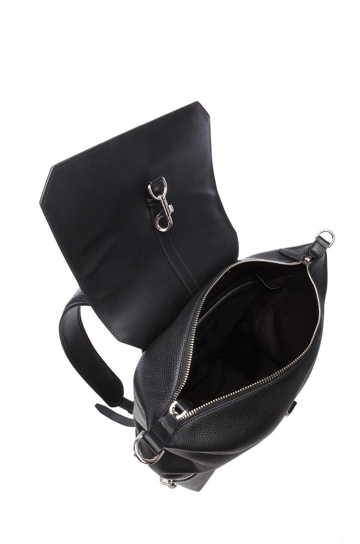 Image 4 of Alexander Wang Explorer Backpack in Black