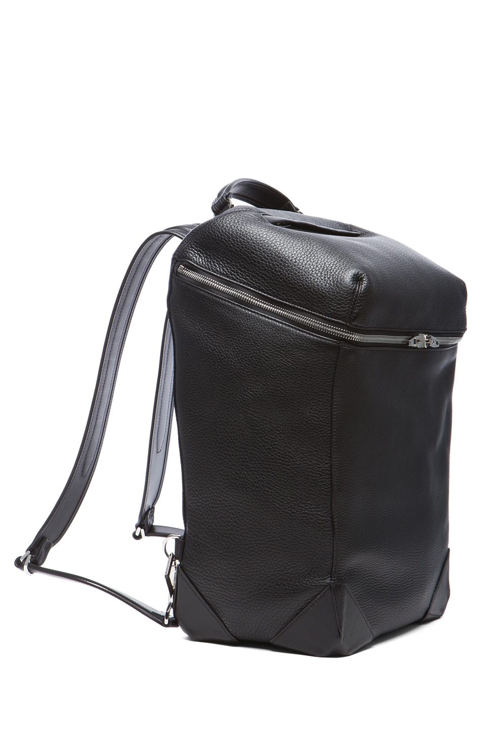 Image 3 of Alexander Wang Wallie Backpack in Black