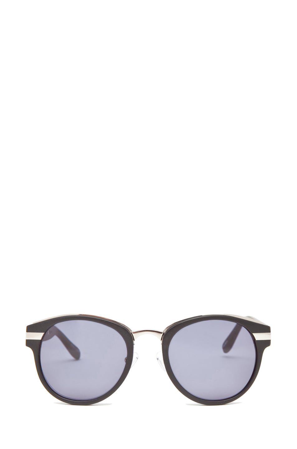 Image 1 of Alexander Wang Sunglasses in Matte Black