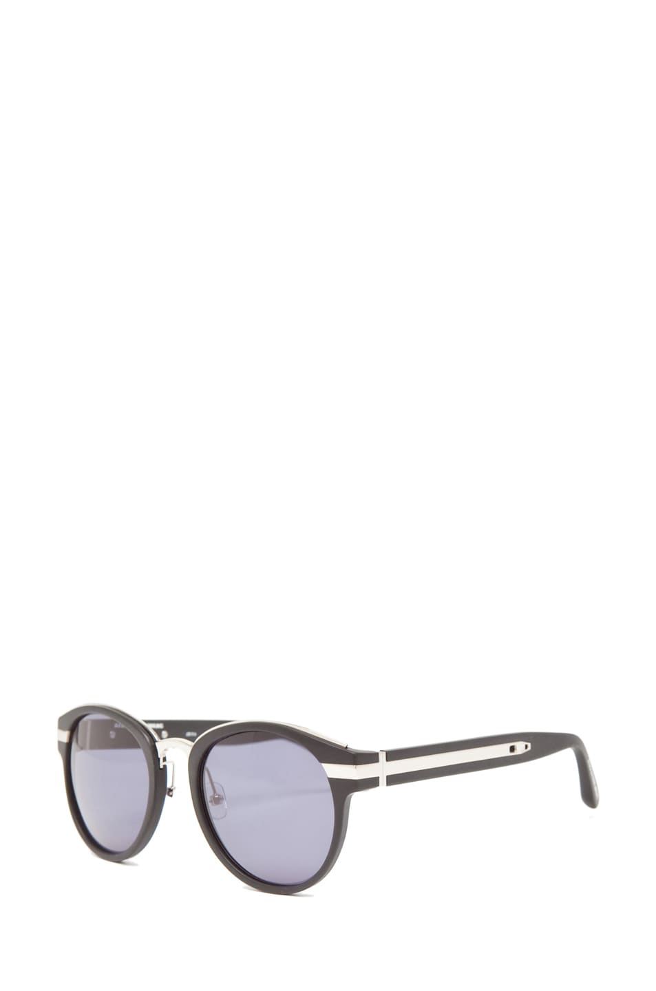 Image 2 of Alexander Wang Sunglasses in Matte Black