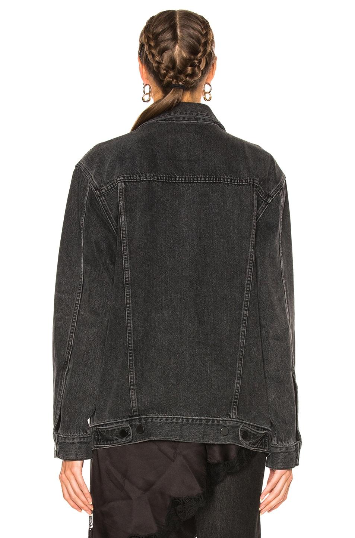 Image 4 of Alexander Wang Daze Jacket in Gray Aged